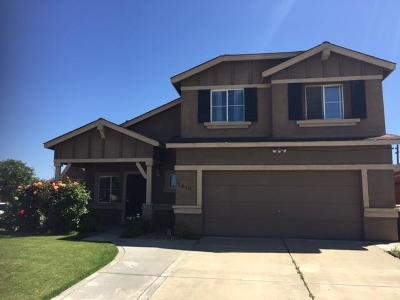 Stockton Single Family Home For Sale: 2610 Dry Creek Way