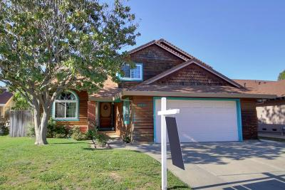 Sacramento Single Family Home For Sale: 8211 Gustine Way