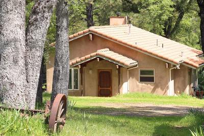 Single Family Home For Sale: 6140 Moco Canyon