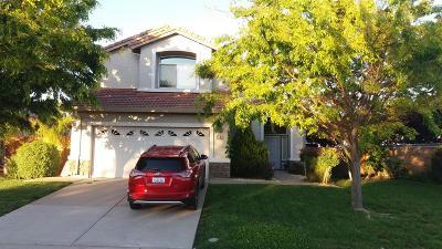 Rancho Cordova Single Family Home For Sale: 3549 Cap Rock Way