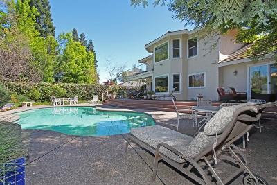 Rancho Murieta Single Family Home For Sale: 15021 Anillo Way