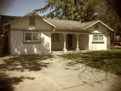 West Sacramento Single Family Home For Sale: 1122 Drew Street