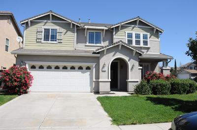 Modesto Single Family Home For Sale: 2253 Cypress Springs Drive