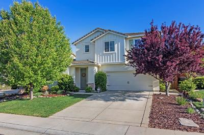 Rocklin Single Family Home For Sale: 1862 Stageline Circle