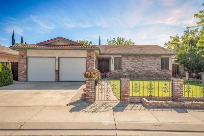Manteca CA Single Family Home For Sale: $379,900