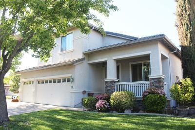 Folsom CA Single Family Home For Sale: $615,000