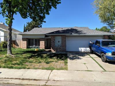 Sacramento County Single Family Home For Sale: 8219 Tevrin Way