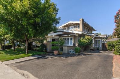 Stanislaus County, San Joaquin County Single Family Home For Sale: 306 California Avenue