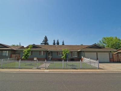 Escalon Single Family Home For Sale: 2261 Jordanollo Street