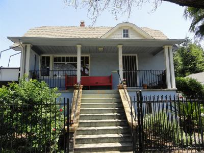 Single Family Home For Sale: 1419 30th Street