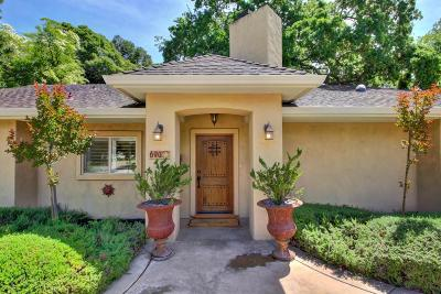 Sacramento Single Family Home For Sale: 690 Casmalia Way