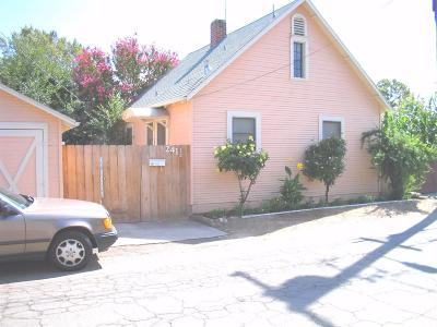 Lodi CA Single Family Home For Sale: $90,000