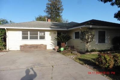 Modesto Single Family Home For Sale: 1530 Bronson Avenue