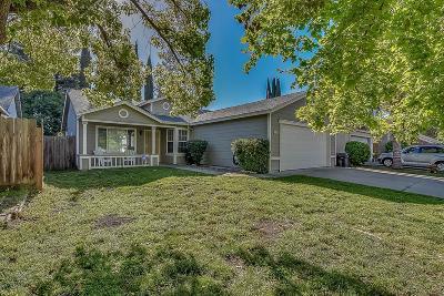 Stockton Single Family Home For Sale: 2150 Tillie Lewis Drive