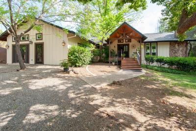 Newcastle Single Family Home For Sale: 9940 Haskin Ranch Road