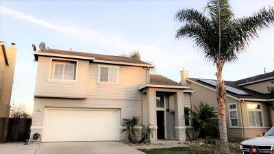 Tracy CA Single Family Home For Sale: $448,000