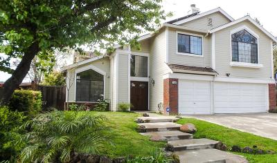 Antioch Single Family Home For Sale: 4568 Buckskin Drive