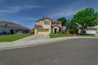 Merced Single Family Home For Sale: 317 Daisy Court