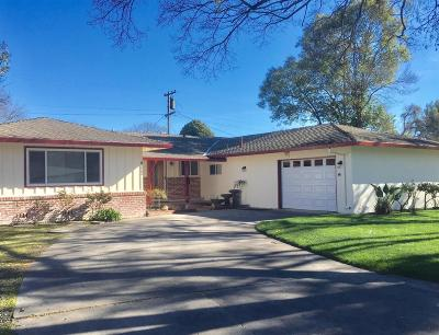 Stockton Single Family Home For Sale: 7506 Alexandria Place
