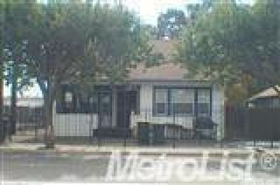 Stockton Single Family Home For Sale: 2136 East Fremont Street