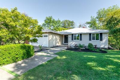 Sacramento Single Family Home For Sale: 4040 Berrendo Dr