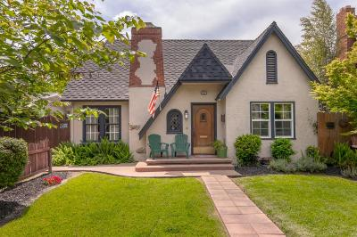 Modesto Single Family Home For Sale: 220 West Morris Avenue