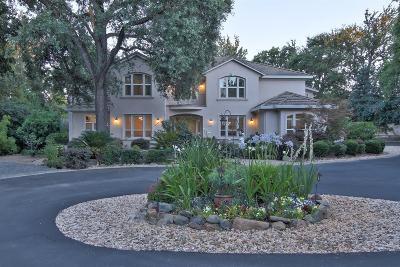 Carmichael CA Single Family Home For Sale: $1,550,000