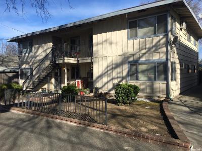 Davis, Woodland Multi Family Home For Sale: 1263 East Oak Avenue