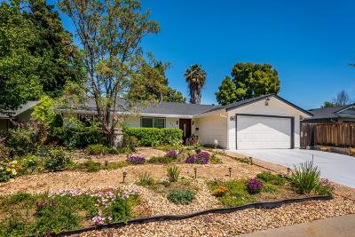 Citrus Heights Single Family Home For Sale: 6312 Creekcrest Circle