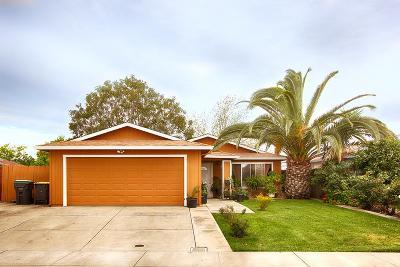 Stockton Single Family Home For Sale: 946 Irene Street