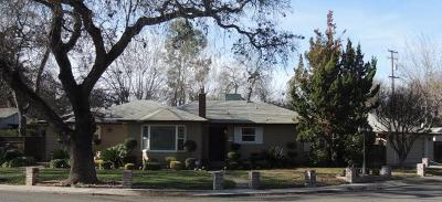 Stockton Single Family Home Active Short Sale: 1772 West Longview Avenue