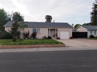 Stockton Single Family Home For Sale: 2339 Telegraph Avenue