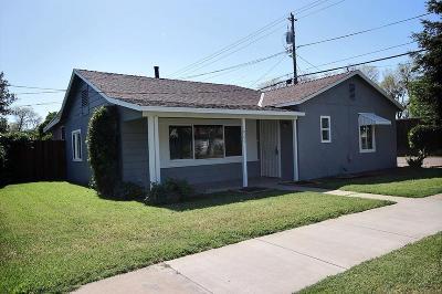 Merced Single Family Home For Sale: 1926 V Street