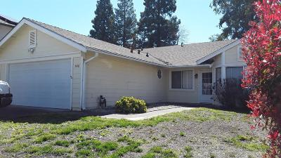 Antelope Single Family Home For Sale: 3108 Lazy J Court