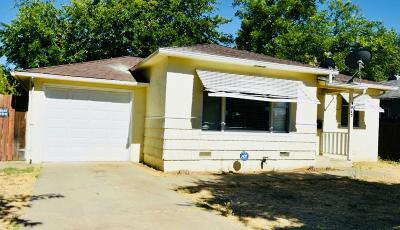 Sacramento Single Family Home For Sale: 5817 44th Street