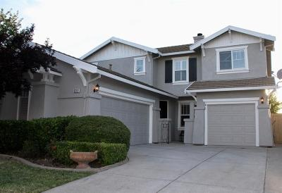Rocklin Single Family Home For Sale: 6307 Gold Finch Court