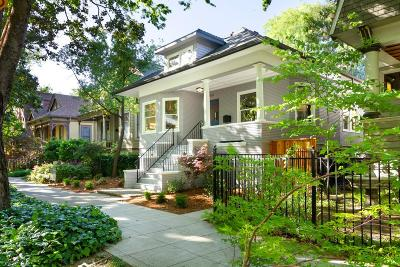 Single Family Home For Sale: 2415 H Street