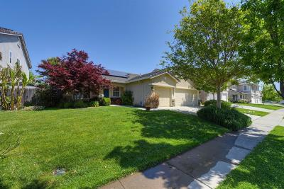 West Sacramento Single Family Home For Sale: 1640 Orinda Place