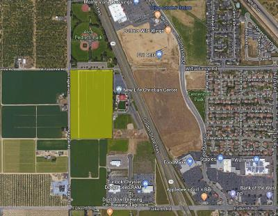 Turlock Commercial Lots & Land For Sale: 3000 West Tuolumne Road