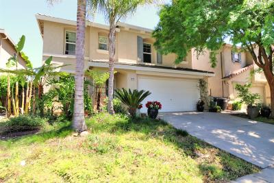 Gold River Single Family Home Pending Sale: 2347 Cabo Way