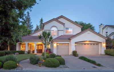 Stockton Single Family Home For Sale: 4872 Bridgewater Circle