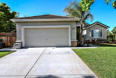 Stockton Single Family Home For Sale: 2358 Picasso Way