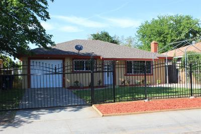 Sacramento Single Family Home For Sale: 609 Morrison Avenue