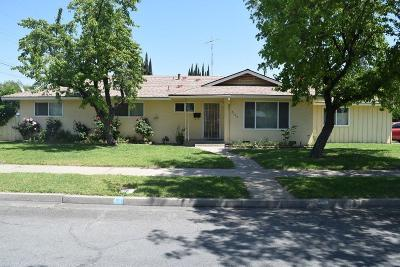 Merced Single Family Home For Sale: 3102 Lincoln Avenue