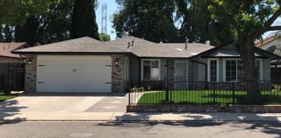 Modesto CA Single Family Home For Sale: $379,900