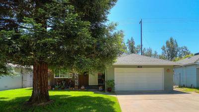 Sacramento Single Family Home For Sale: 4350 Breuner Avenue