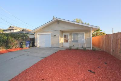 Sacramento Single Family Home For Sale: 1066 Odonnell Avenue