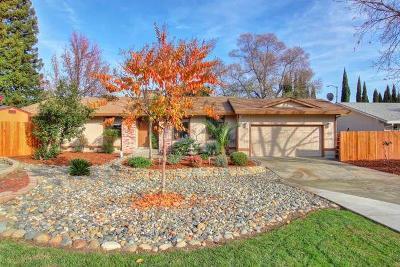Fair Oaks Single Family Home For Sale: 7909 Charcrest Court