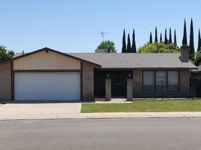 Ceres Single Family Home For Sale: 2736 Rosewood Avenue