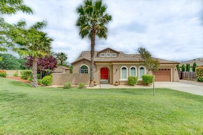 Roseville Single Family Home For Sale: 8570 Manor Road